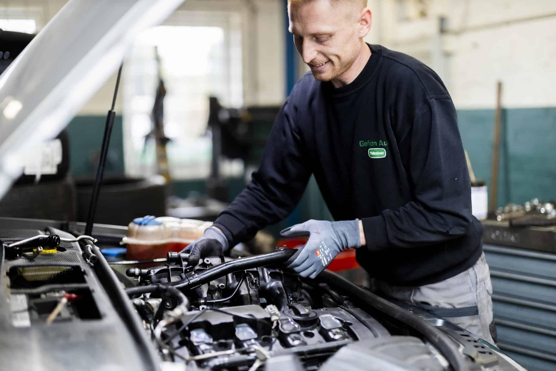 Service af Citroen hos vores Automester i Søborg på Gladsaxevej